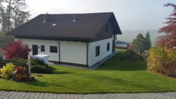Ruhelage mit Blick ins Gebirge, 4040 Lichtenberg, Einfamilienhaus
