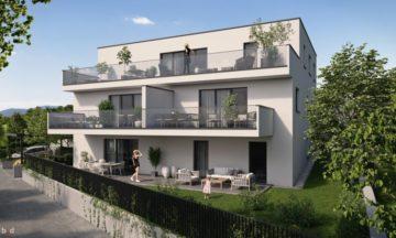 Living GaB 4.0 Morgensonne VERKAUFT, 4048 Puchenau (Linz), Etagenwohnung