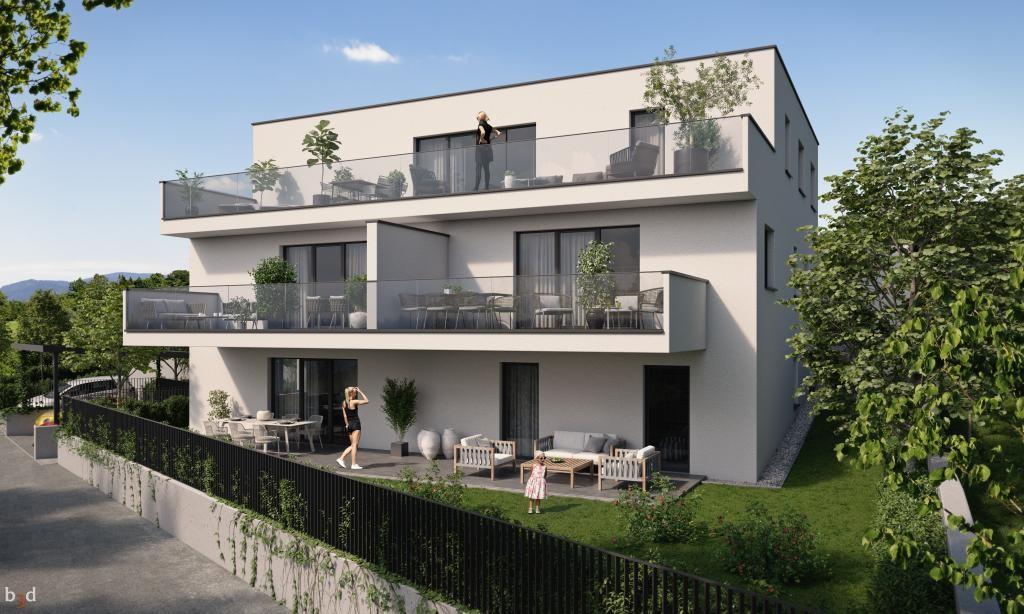 Living GaB 4.0 Morgensonne VERKAUFT 4048 Puchenau (Linz), Etagenwohnung