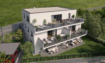 Living Oberpuchenau # Gartenwohnung  inkl. 2 Autoabstellplätze, 4048 Puchenau (Linz), Etagenwohnung