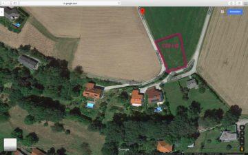 Neuer Preis – Baugrundstück in herrlicher Lage über Linz, 4040 Lichtenberg, Wohnen