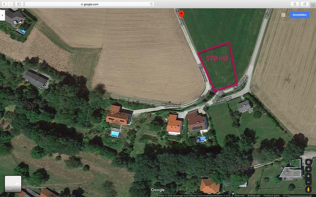 Neuer Preis – Baugrundstück in herrlicher Lage über Linz 4040 Lichtenberg, Wohnen