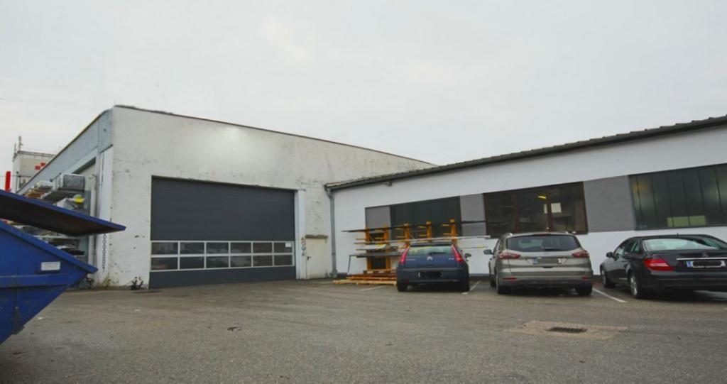 Lagerhalle # beheizt # mit sehr guter Autobahnanbindung 4221 Steyregg, Produktion