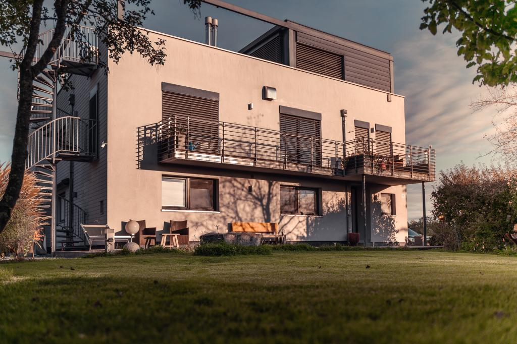 Hochwertiges Traumhaus in absoluter Ruhelage in unverbaubarer 1.A. Lage 4753 Taiskirchen im Innkreis, Einfamilienhaus